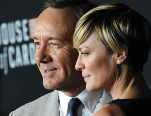 Robin Wright (Claire Underwood) will lead the final season of House of Cards without Kevin Spacey