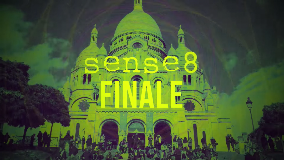 the Wachowskis will bring us a Sense8 series special finale in 2018