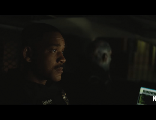 will smith and joel edgerton star in bright