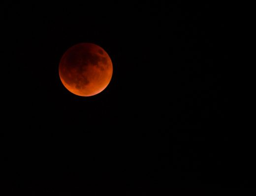 Blood Moon, Supermoon and Total Lunar Eclipse