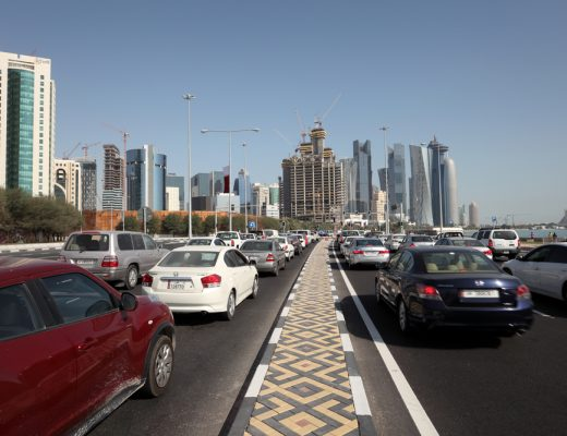 Qatar different license plates, learn what each license plate means