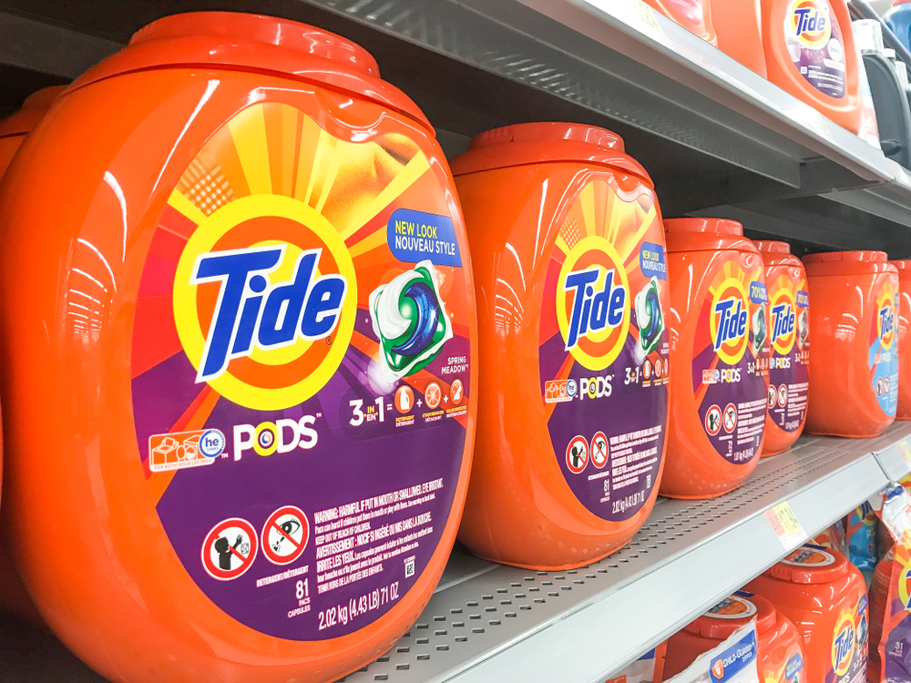 Teens are eating tide pods on YouTube as part of the Tide Pod Challenge