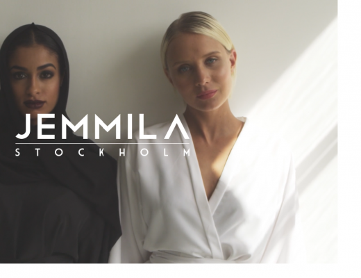 the Scandinavian muslim fashion brand jemmila
