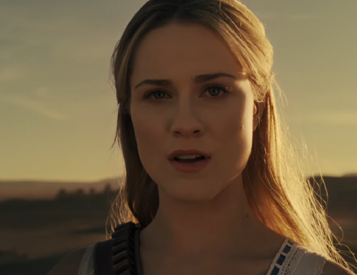 Westworld season two on HBO this April