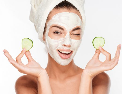 cucumber and baking soda for clearer skin