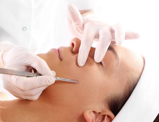 Dermaplaning will help you remove dead skin cells and fine facial hair