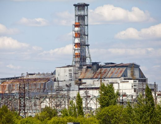 the chernobyl power plant caused the world's worst nuclear disaster when a reactor exploded in 1986