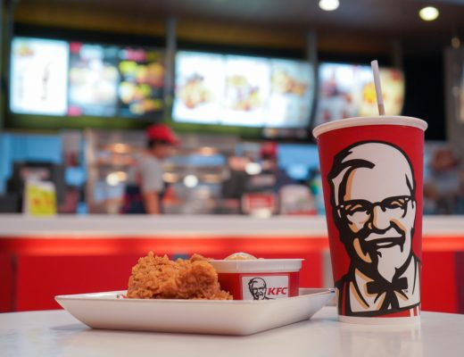 KFC are looking to have healthier chicken and will cut calories by 2025