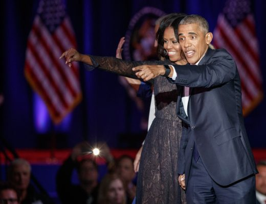 The Obamas, Barack Obama and Michelle Obama will produce series and films for Netflix