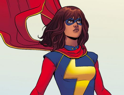 kamala khan (ms marvel) will be the first muslim superhero to get her own movie after captain marvel (Carol Danvers)