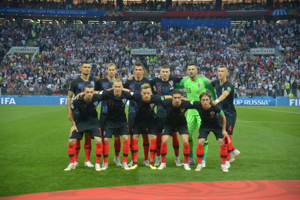 Croatia and France will play the 2018 World Cup final