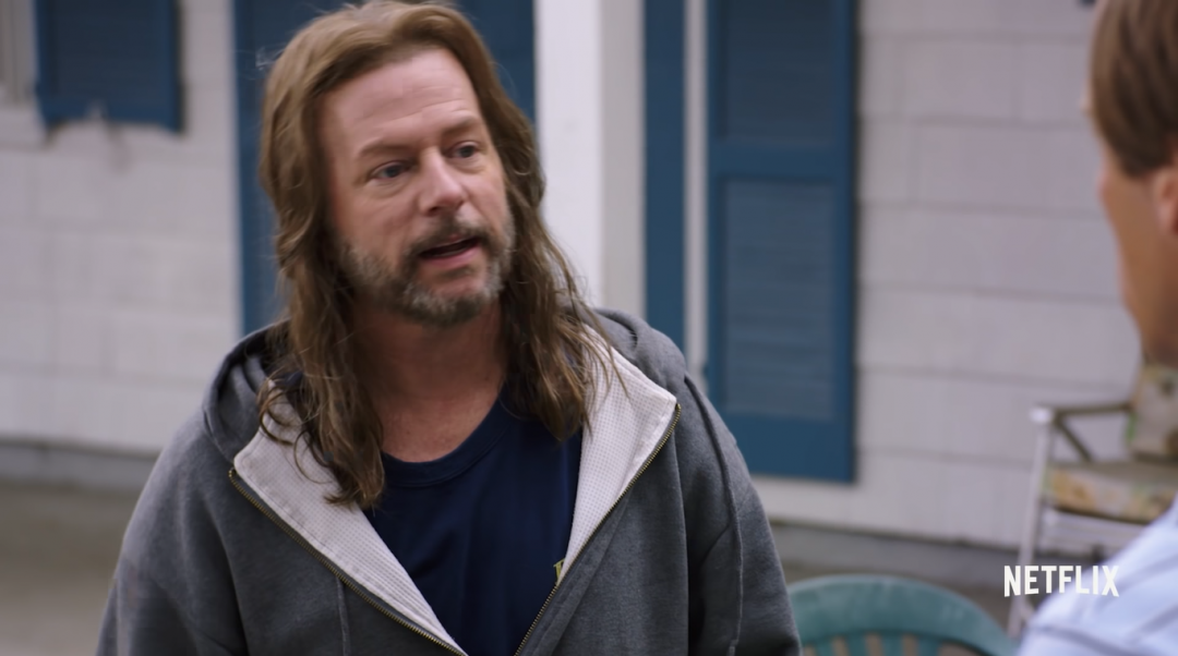 David Spade stars in Father of The Year, movie, netflix