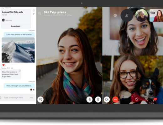 Microsoft rolls out Skype 8.0 with hd video calls