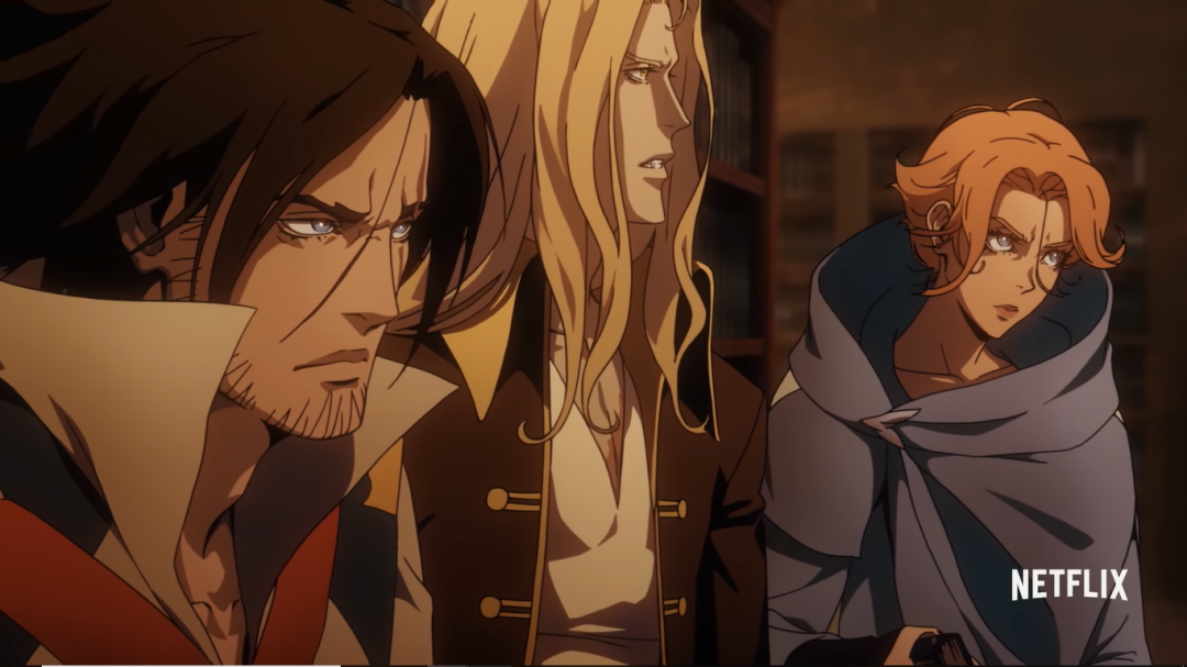 will trevor belmont be able to save Wallachia from the evils of Dracula in Castlevania season 2 - netflix