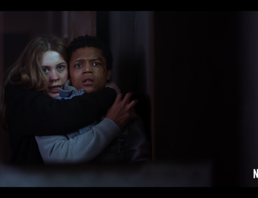 June and Harry from The Innocents - Netflix Original series