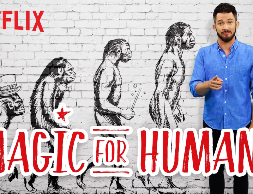 Magic for Humans with Justin Williams is more than just a Netflix show about street magic