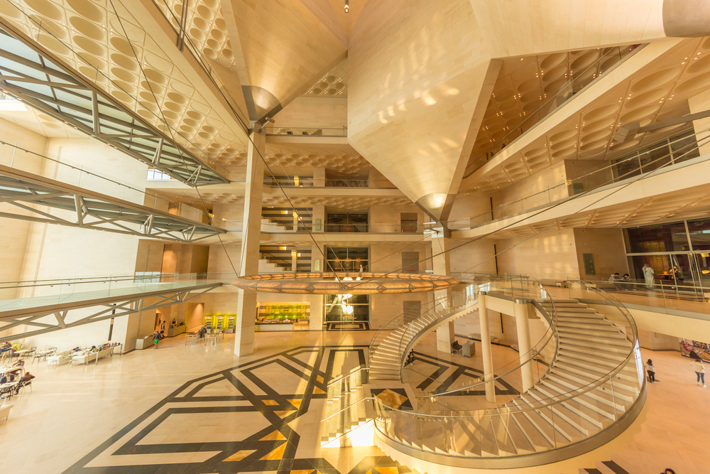 Qatar Museums Internship Programme is now accepting applicants