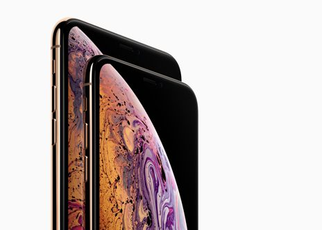 Apple unveiled the new iPhone Xs and Xs Max yesterday