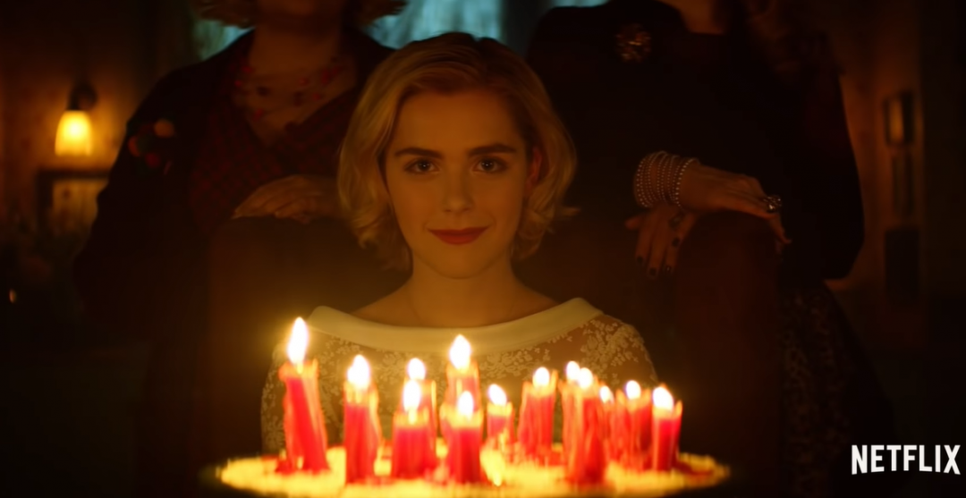 chilling adventures of sabrina spellman - netflix