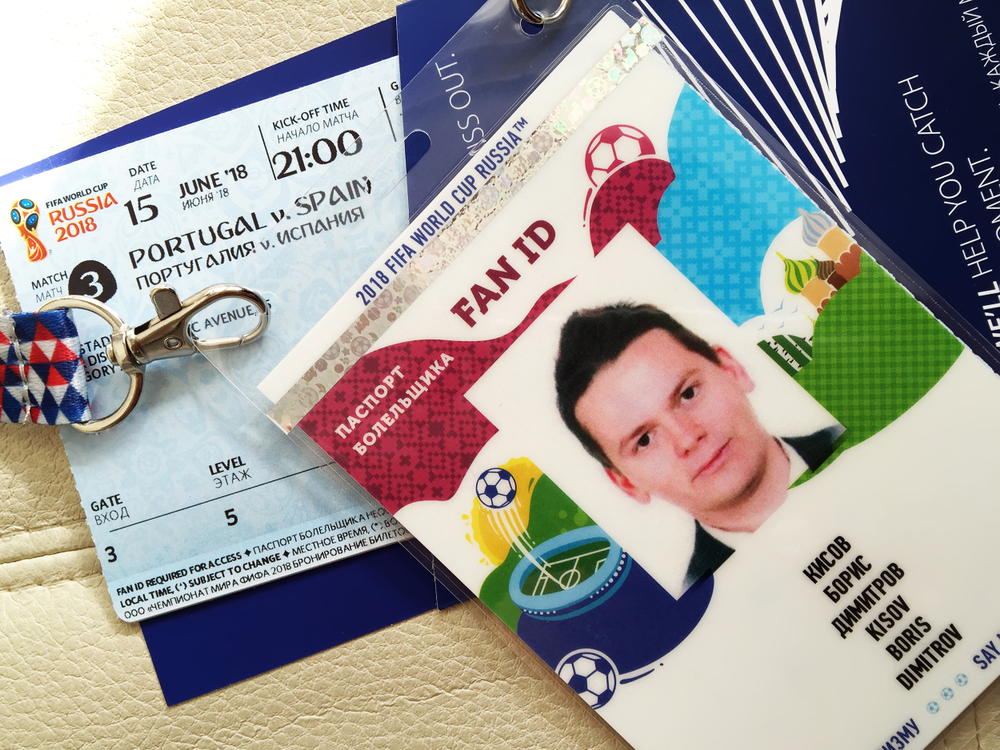 Qatar seeks to make own FIFA Fan ID similar to the ones introduced at the Russia 2018 World Cup