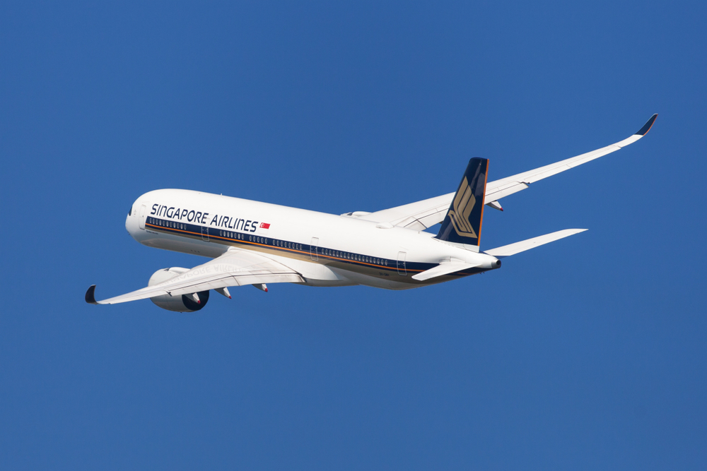 Singapore Airlines just launched the world's longest flight from Singapore to New York