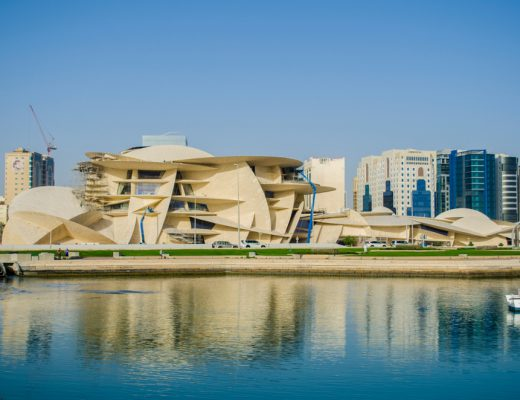 Sheikha Al Mayassa has asked people to sign up to attend National Museum of Qatar grand opening
