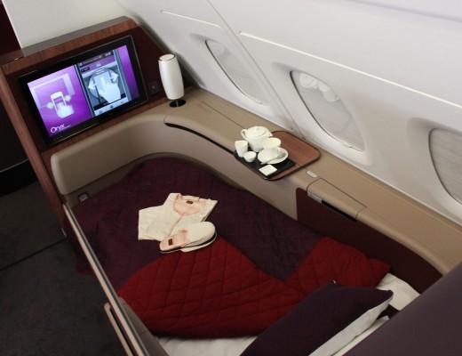 Qatar Airways Airbus A380 Paris Air Show