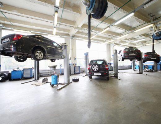 Car Repair shop in Qatar