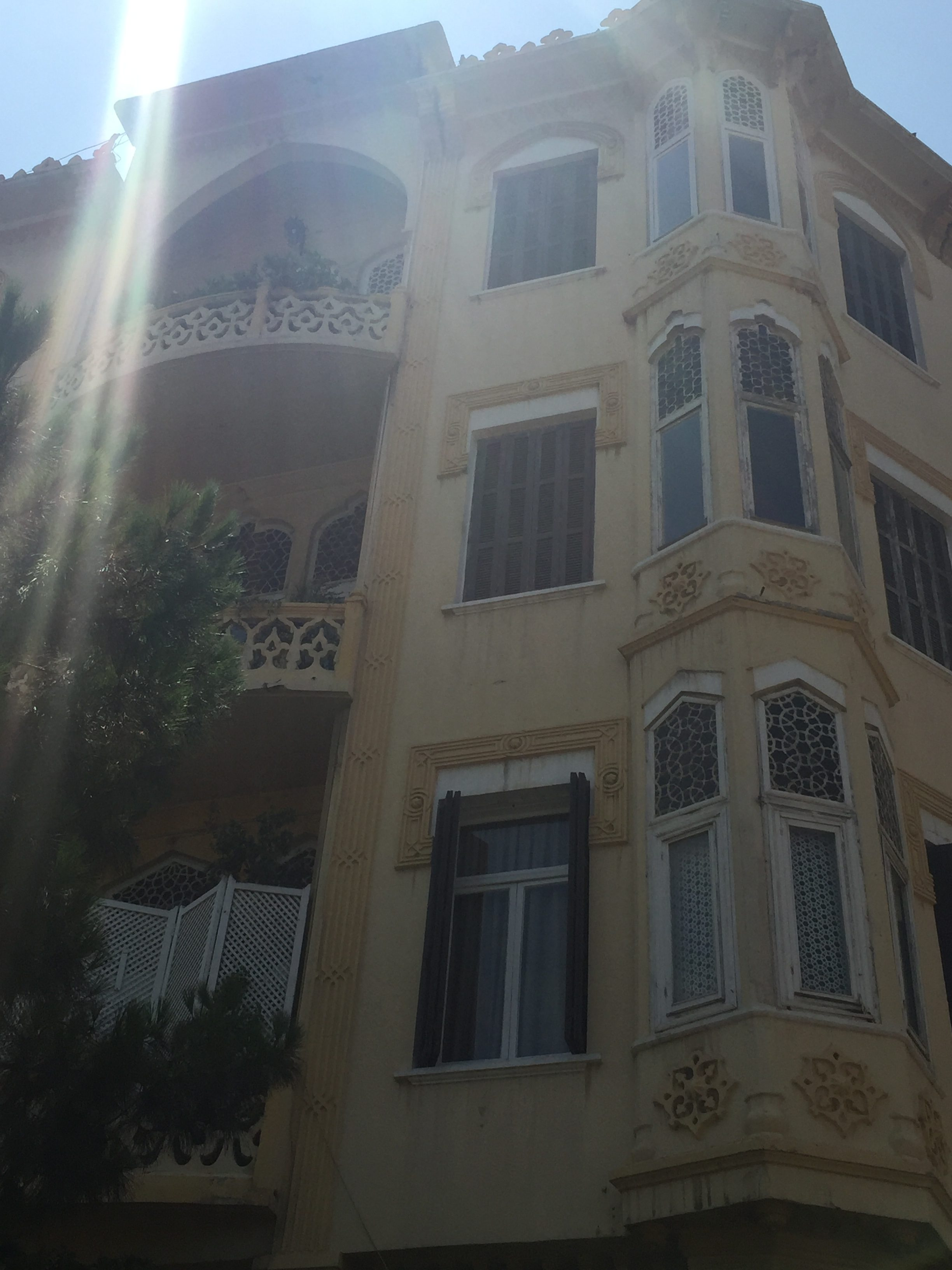 Building from early Beirut, the Republic of Lebanon