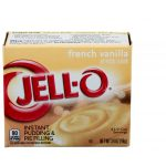 Jell-O Pudding are popular vegan foods