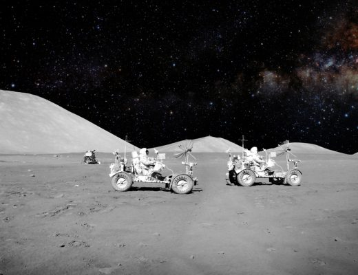 July 31, 2016 marks the 45 year anniversary of the Apollo 15 mission, the first to have a lunar rover