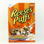 Reese's Puffs are popular vegan foods