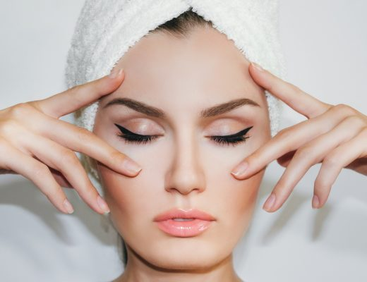 facelift exercises you can do at home