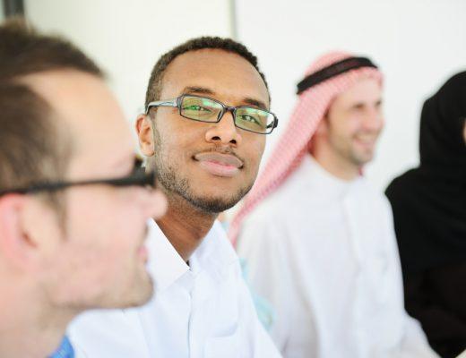young Arab professionals - Arab Startups