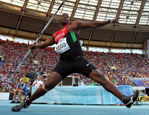 Meet Kenyan javelin olympian Julius Yego