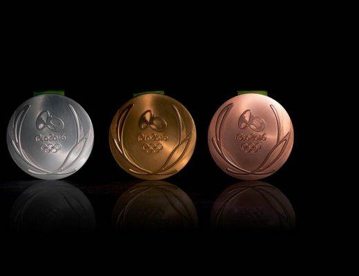 Rio 2016 Summer Olympics medals - Rio 2016 website