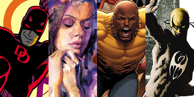Marvel series on Netflix - Wired