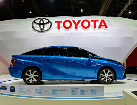 Toyota Looks Into Poop Powered Cars