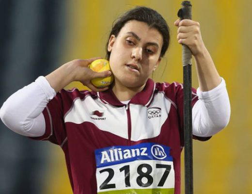 Two Silver Medals For Qatar At The 2016 Paralympics