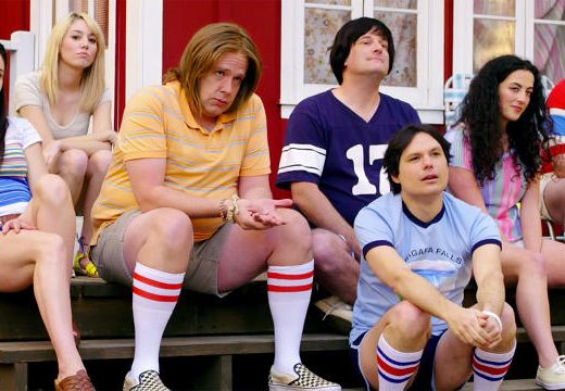 Wet Hot American Summer First Day Of Camp - Netflix