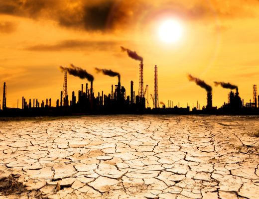 Global Carbon Dioxide Levels Have Passed Critical Tipping Point