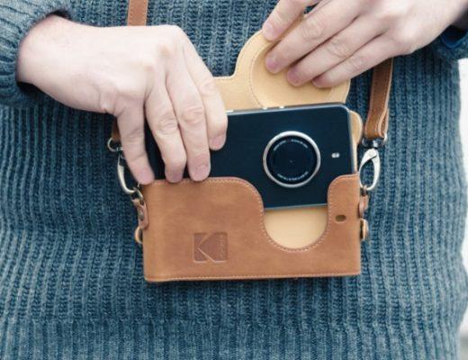 The new Kodak Ektra