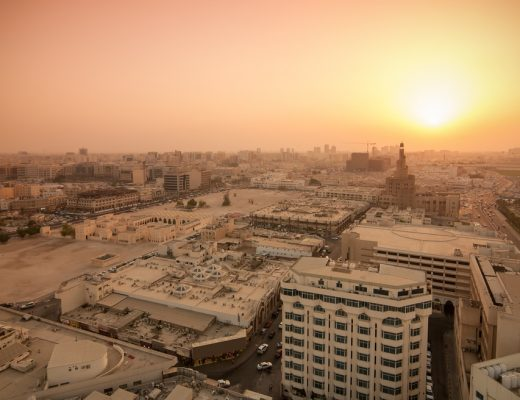 WHO Reports Deadly Air Pollution Levels In Qatar
