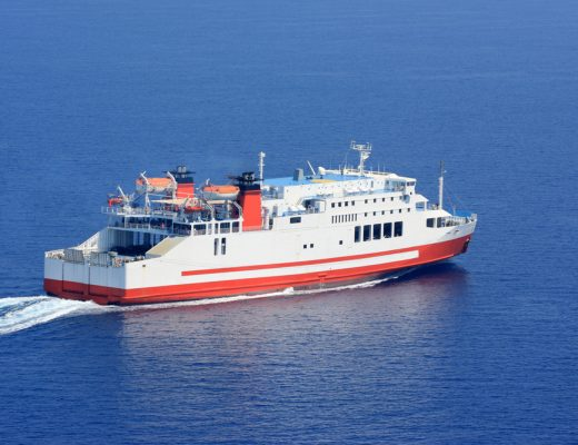 A similar ferry will start carrying passengers from Qatar to Bahrain