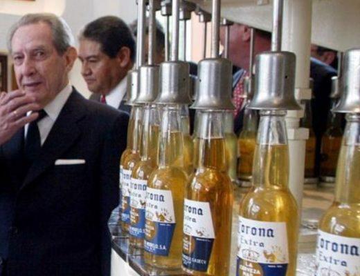 Antonino Fernandez, the founder of Corona beer