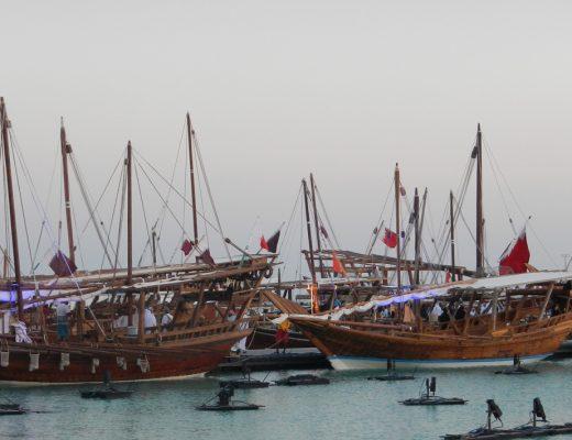 Dhow Festival at Katara Cultural Village
