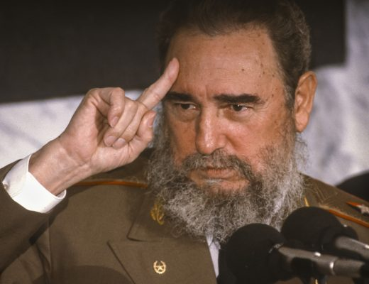 Late Cuban President Fidel Castro