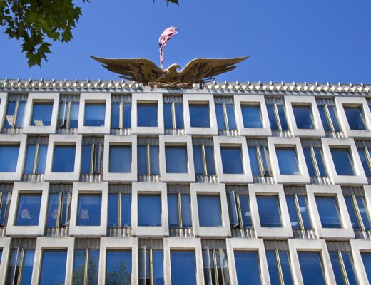Qatari Diar bought the US Embassy in London