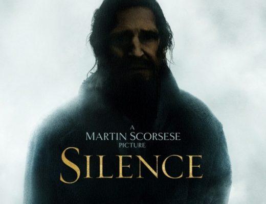 Silence by Martin Scorsese