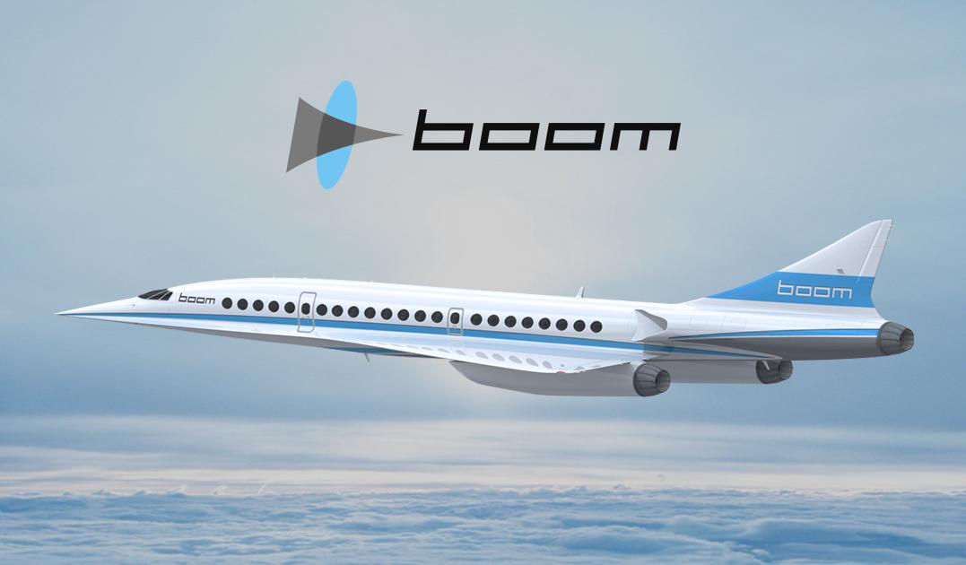 Sir Richard Branson Unveils New Supersonic Jet